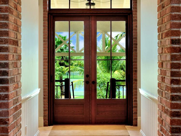 Aluminum And Fiberglass Entry Doors