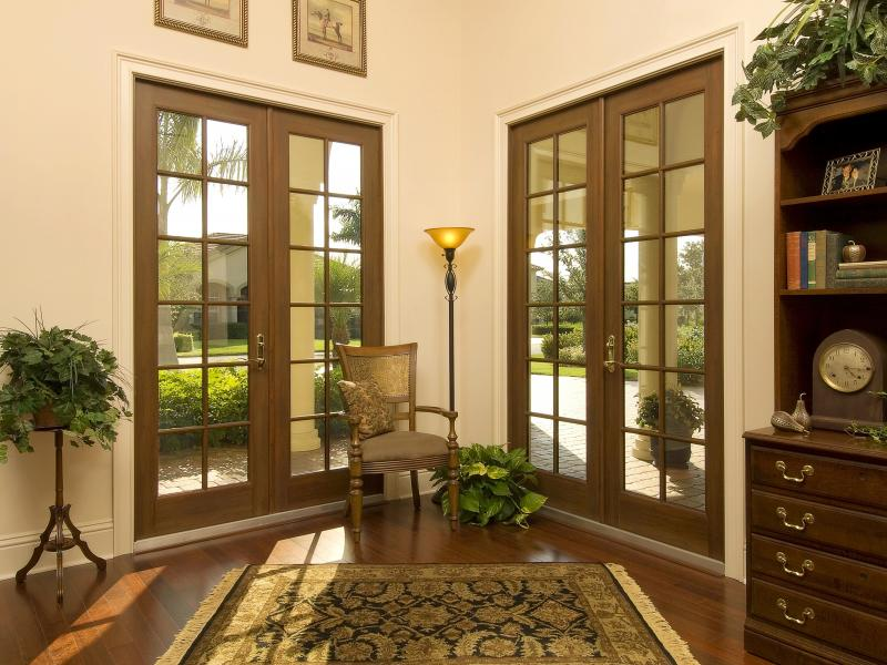 French doors for Window and door replacement company
