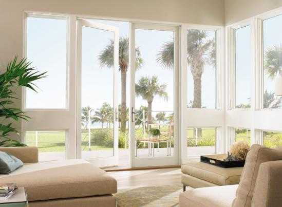 French Doors - Wood-Ultrex