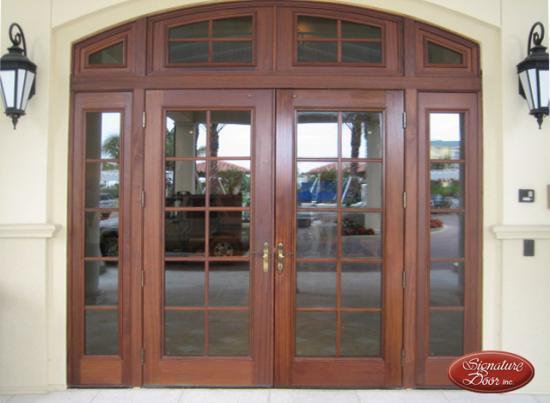 Signature Door, Inc. Entry Doors - Wood
