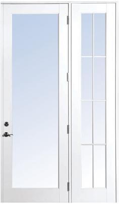 impact-resistant entry doors