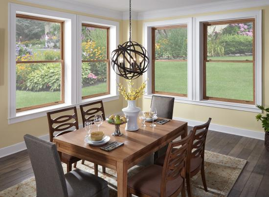 PGT WinGuard Double Hung Window - Vinyl