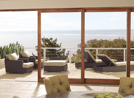 Marvin Ultimate Multi-Slide Door - Wood Clad