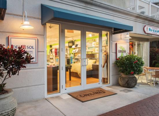 CGI Commercial Storefront Entry Door - Aluminum