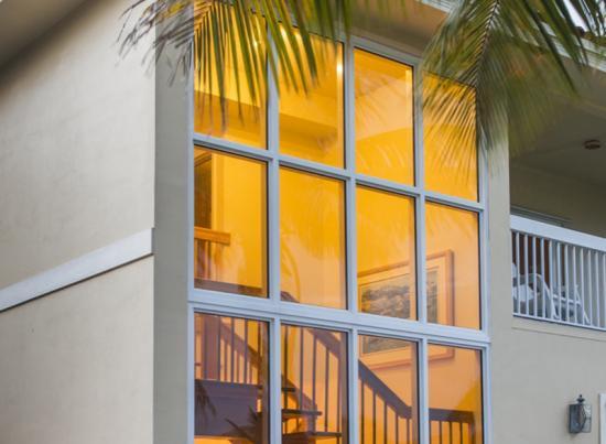 CGI Commercial Storefront Window - Aluminum