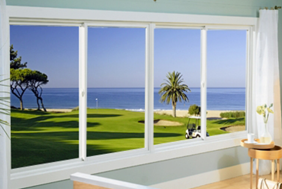 WinDoor Horizontal Roller Window - Aluminum