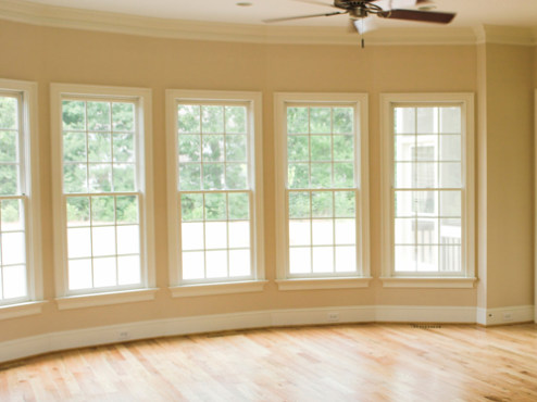 WinDoor Single Hung Window - Aluminum