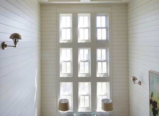 Sierra Pacific Premium FeelSafe Single Hung Window - Wood Clad