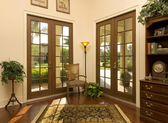 PGT WinGuard French Door 750 - Aluminum
