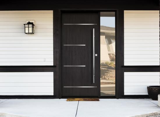Mastergrain Entry Doors - Fiberglass