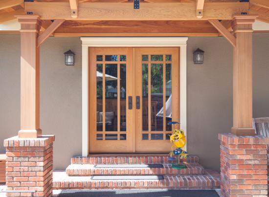Millwork 360 Entry Doors - Wood
