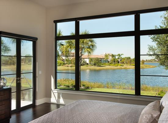 Origin Fixed Frame Window - Aluminum