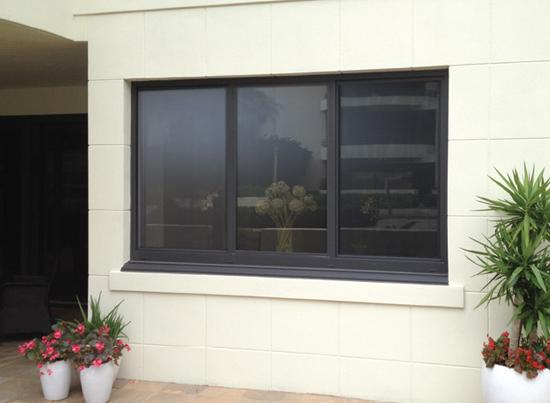 CGI Estate Horizontal Roller Windows - Aluminum
