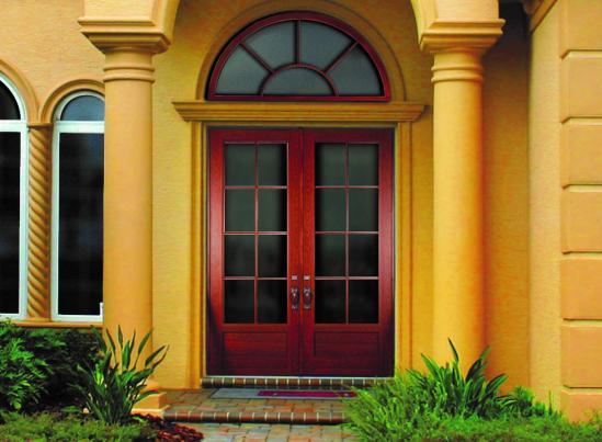 Impact-Resistant Front Doors Installed