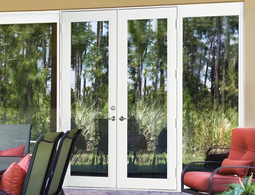 CGI Sentinel French Doors - Aluminum
