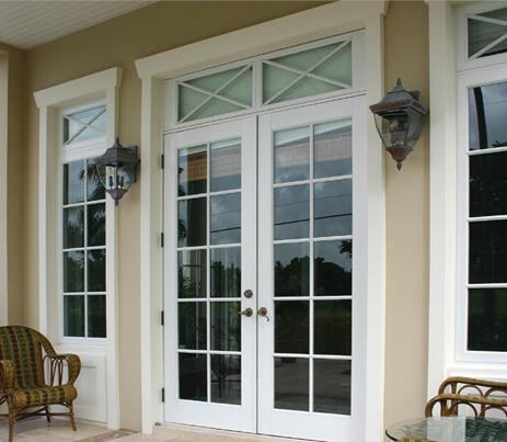 Iv construction doors for Replacement french doors